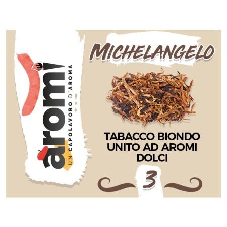 MICHELANGELO 3 AROMI  AROMA 10ML EASY VAPE