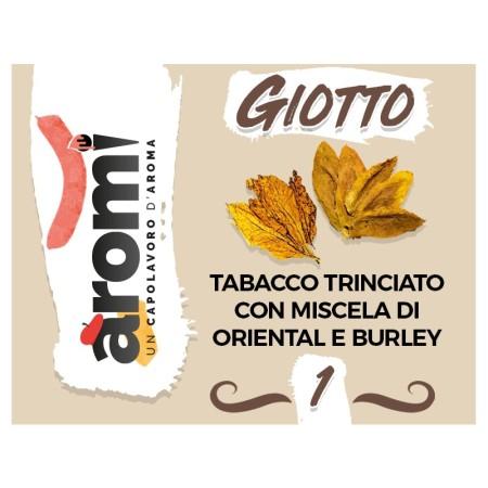 GIOTTO 1 AROMI  AROMA 10ML EASY VAPE