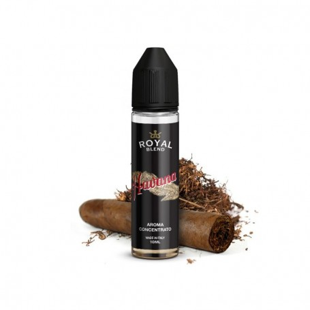 HAVANA 10 ML ROYAL BLEND