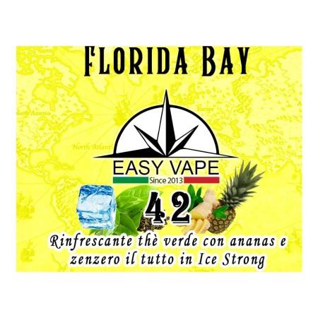 FLORIDA BAY 42 AROMA 10 ML EASY VAPE
