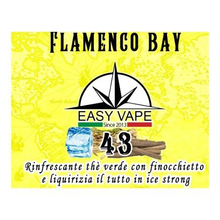 FLAMENCO BAY 43 AROMA 10 ML EASY VAPE