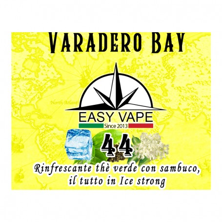 VARADERO BAY 44 AROMA 10 ML EASY VAPE