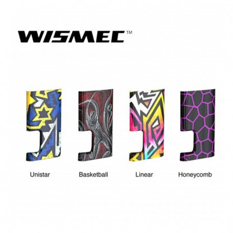 SIDE COVER LUXOTIC SURFACE WISMEC