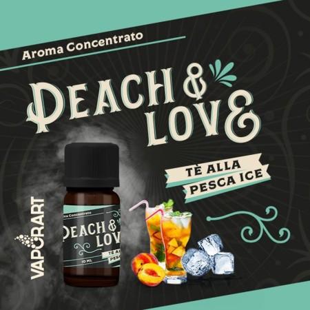 PEACH&LOVE AROMA 10 ML VAPORART