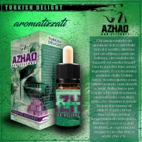 TURKISH DELIGHT AROMA 10 ML AZHAD S ELIXIRS