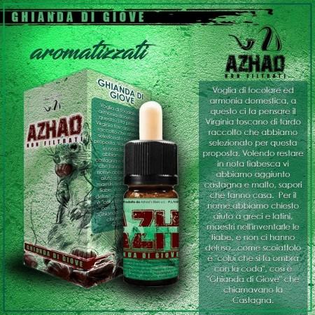 GHIANDA DI GIOVE AROMA 10 ML AZHAD S ELIXIRS