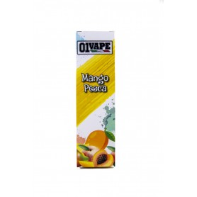 MANGO PESCA FLAVOUR SHOT 20 ML 01VAPE