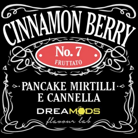 07 CINNAMON BERRY AROMA 10 ML DREAMODS