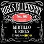 60 RIBES BLUEBERRY AROMA 10 ML DREAMODS