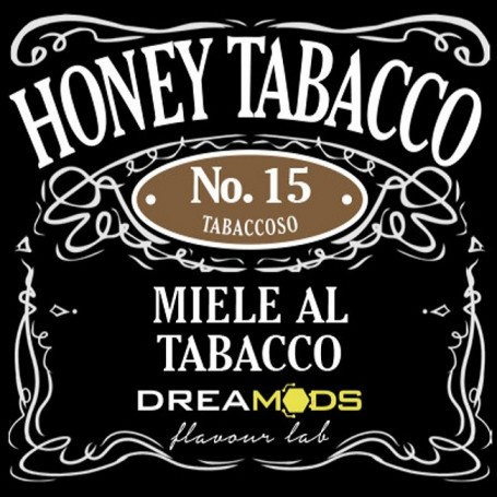 15 HONEY TOBACCO AROMA 10 ML DREAMODS