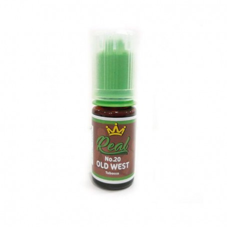 OLD WEST 20 AROMA 10 ML REAL FARMA