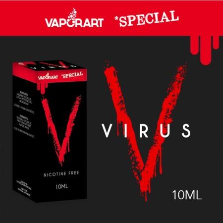 VIRUS 10 ML VAPORART    T