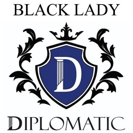 BLACK LADY AROMA 10 DIPLOMATIC