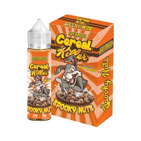 SPOOKY NUTS 20ML CEREAL KILLER - DREAMODS