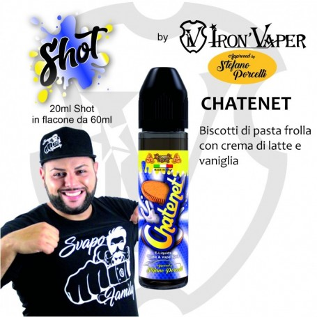 CHATENET CONCENTRATO 20 ML KARMA VAPING