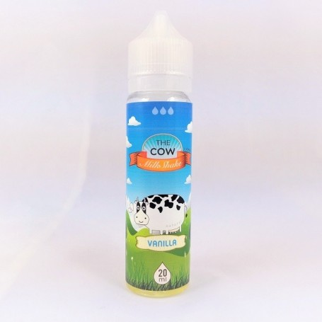 VANILLA MILKSHAKE CONCENTRATO 20 ML THE COW