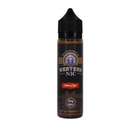 CUBAN CIGAR CONCENTRATO20 ML WESTERN NIC