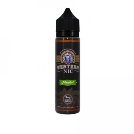 MENTHOL TOBACCO CONCENTRATO 20 ML WESTERN NIC