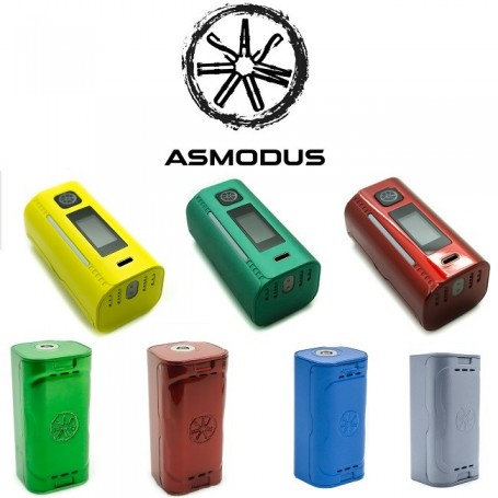 LUSTRO 200W SOLO BOX ASMODUS