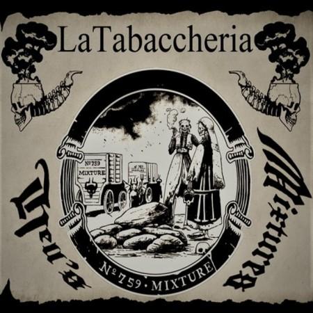 N. 759 MIXTURE HELL S MIXTURES 10ML LA TABACCHERIA