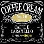 10 COFFEE CREAM AROMA 10 ML DREAMODS