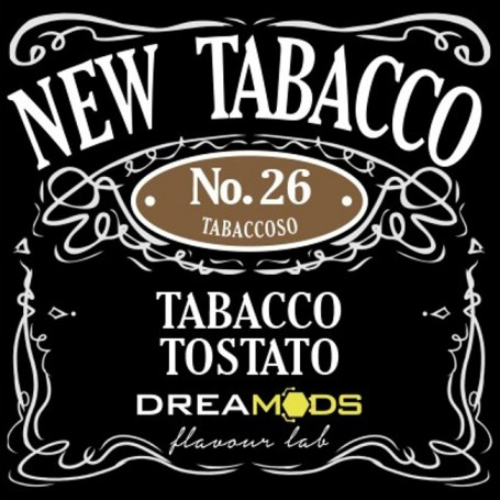 26 NEW TABACCO AROMA 10ML DREAMODS