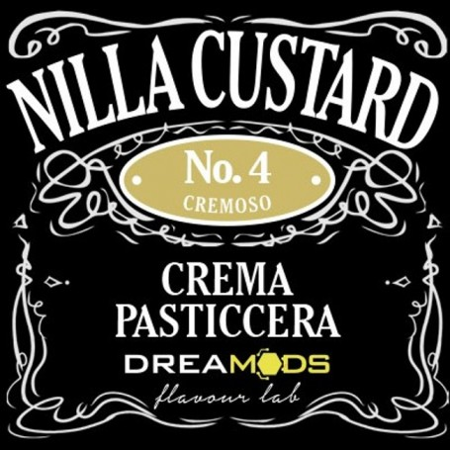 04 NILLA CUSTARD AROMA 10 ML DREAMODS