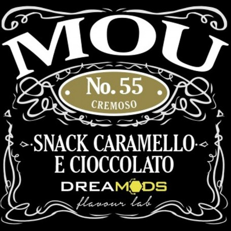55 MOU AROMA 10 ML DREAMODS