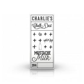 WHITE MUSTACHE MILK CONCENTRATO 20 ML CHARLIE S