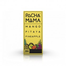 PACHA MAMA MANGO PITAYA CONCENTRATO 20ML CHARLIE'S