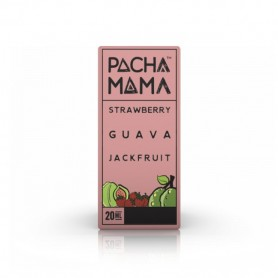 PACHA MAMA STRAWBERRY GUAVA CONCEN. 20ML CHARLIE'S