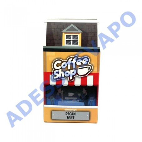 PECAN TART COFFEE SHOP AROMA 10 ML FLAVA MALL