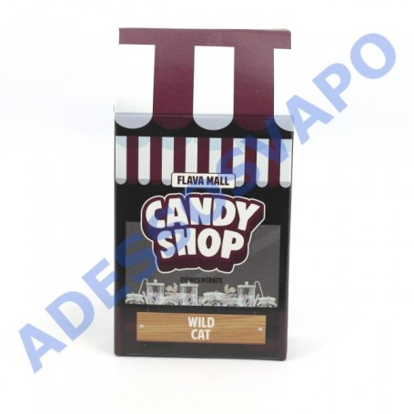WILD CAT CANDY SHOP AROMA 10 ML FLAVA MALL