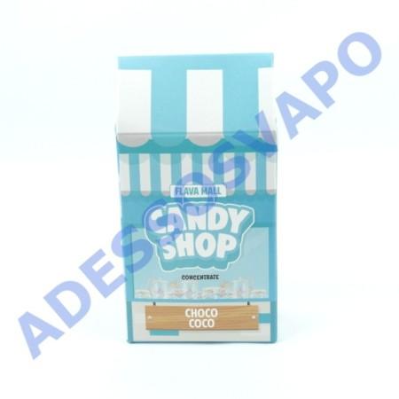 CHOCO COCO CANDY SHOP AROMA 10 ML FLAVA MALL