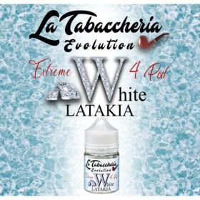 WHITE LATAKIA 20ML EXTREME4POD LA TABACCHERIA
