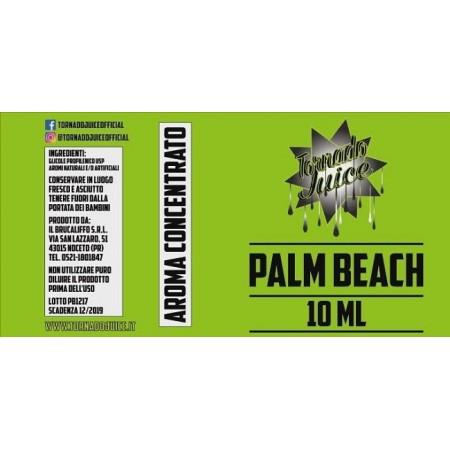 PALM BEACH AROMA 10 ML TORNADO JUICE