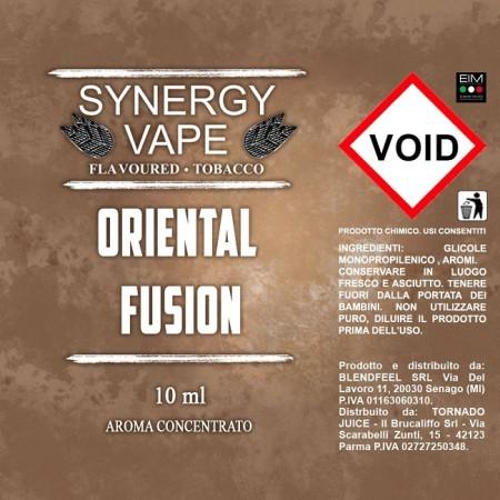 ORIENTAL FUSION SYNERGY VAPE AROMA 10 ML TORNADO
