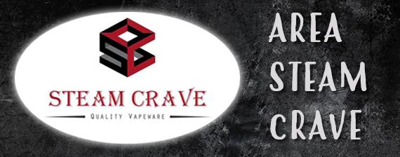 steam crave logo